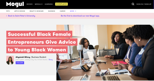 Successful Black Female Entrepreneurs Give Advice to Young Black Women - KAZMALEJE