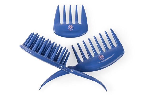 Got Curly, Coily Hair? You Need a KAZMALEJE Detangling Comb - KAZMALEJE