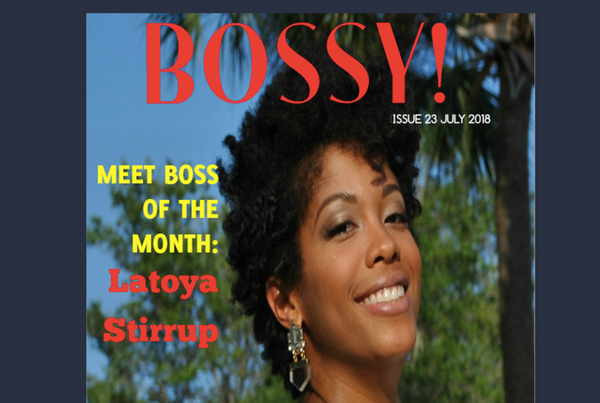 Boss of the Month - LaToya Stirrup - KAZMALEJE