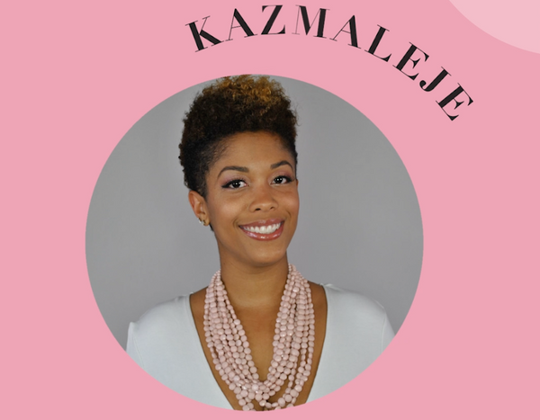 KAZMALEJE in IT Cosmetics Female Founder Spotlight