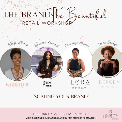 The Brand & The Beautiful Retail Workshop