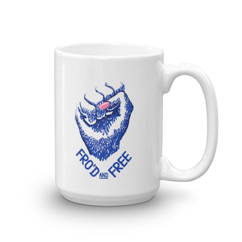 KAZMALEJE Fro'd and Free Coffee Mug