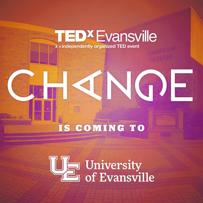 NEWS: Our Founder to Speak at TEDxEvansville