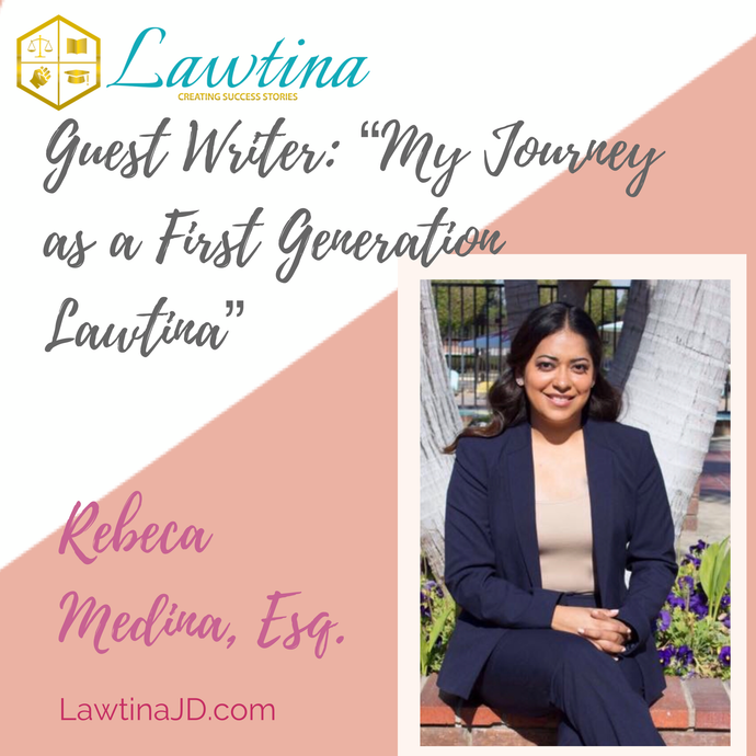 Guest Writer: My Journey As A First Generation Lawtina