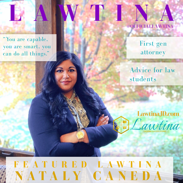 Featured Lawtina: Nataly Cadena
