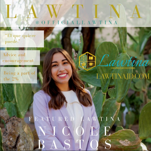 Featured Lawtina: Nicole Bastos