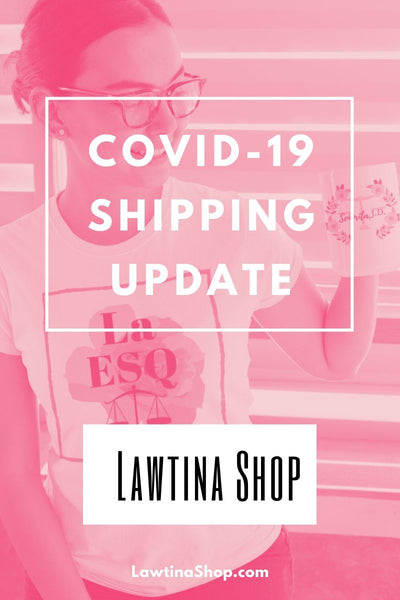 Covid-19 Shipping Update 04.22.2020