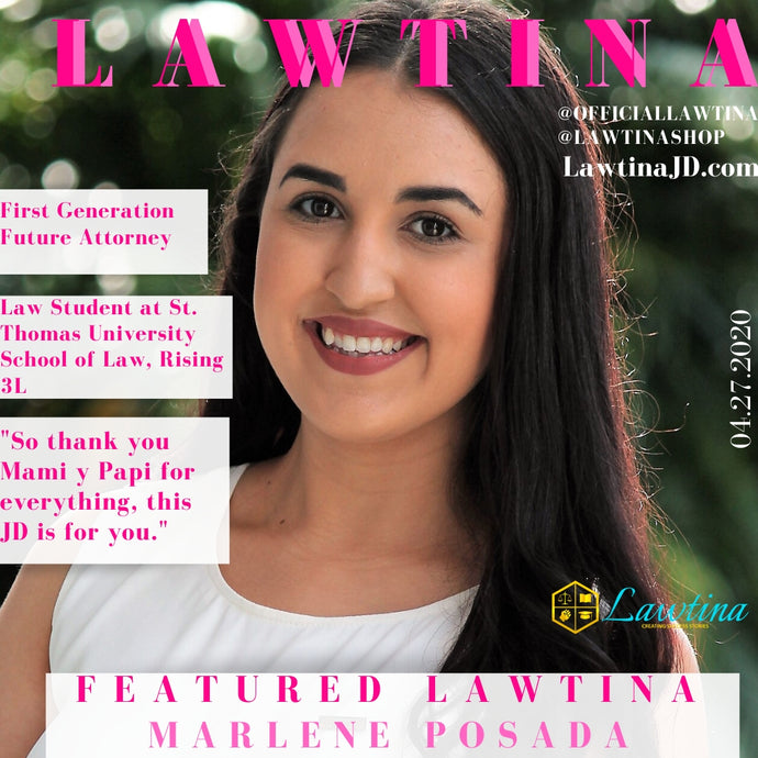 Featured Lawtina: Marlene Posada
