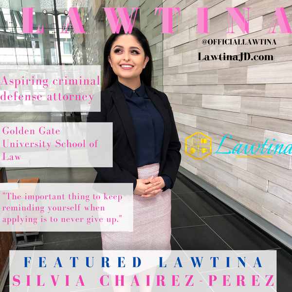 Featured Lawtina: Silvia Chairez-Perez
