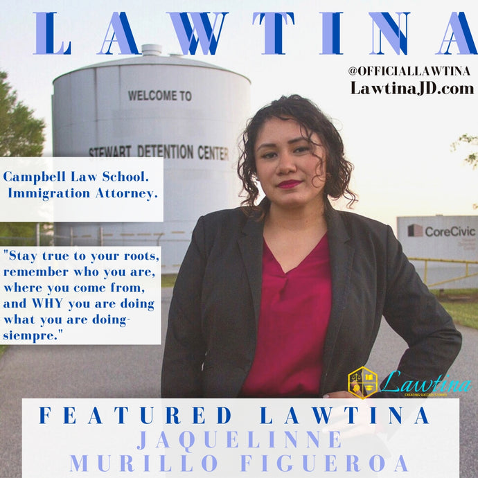Featured Lawtina: Jaqueline Murillo Figueroa