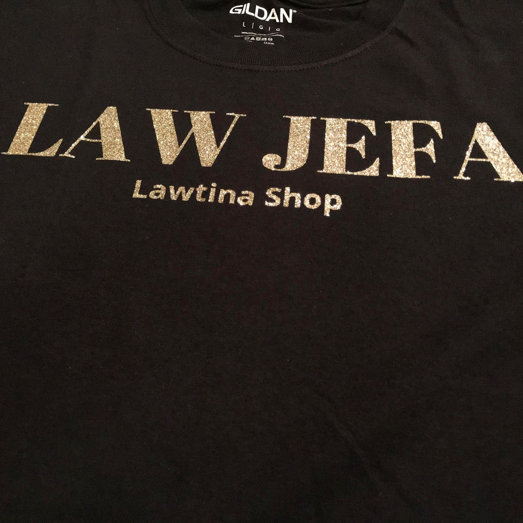 Law Jefa Glitter Edition, Hispanic Heritage Month
