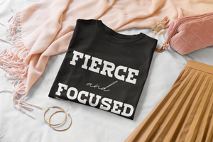 Fierce and Focusedd Lawtina Shop Edition