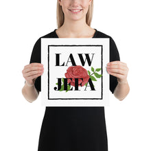 Load image into Gallery viewer, Law Jefa, Poster