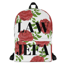 Load image into Gallery viewer, Law Jefa, Backpack