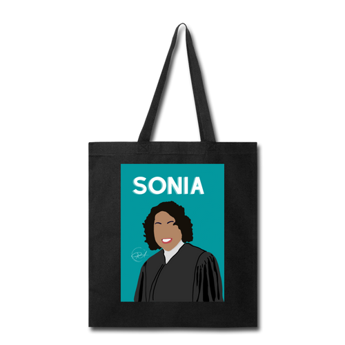 Sonia, Tote Bag - black