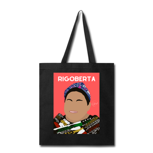 Rigoberta, Tote Bag - black