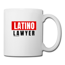 Load image into Gallery viewer, Latino Lawyer, Coffee/Tea Mug - white