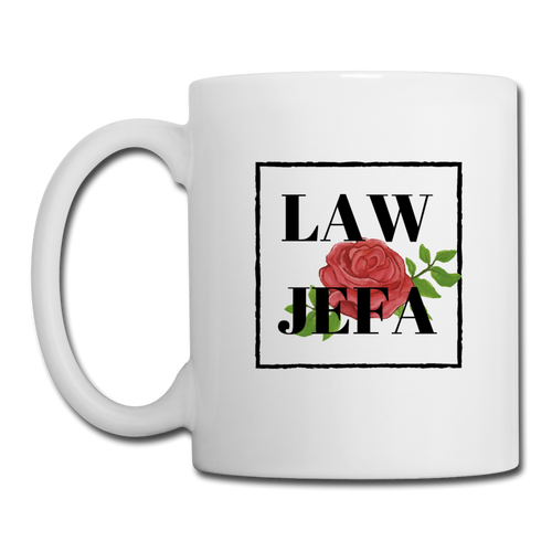 Law Jefa, Coffee/Tea Mug - white