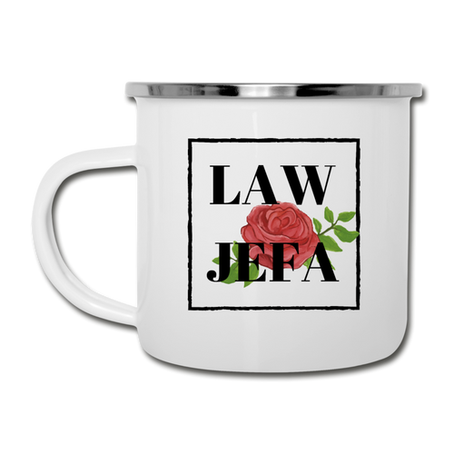 Law Jefa, Camper Mug - white