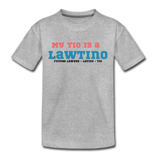 Load image into Gallery viewer, Future Lawtino Tio, Toddler Premium T-Shirt - heather gray