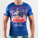 Scramble Beat-Em-Up Rashguard