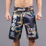 "Scramble ""No Mind"" Shorts"