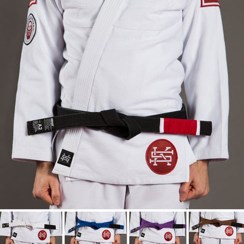 Scramble BJJ Belt V2