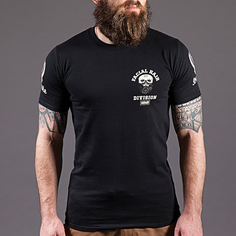 "Scramble ""Strong Beard"" Tee"