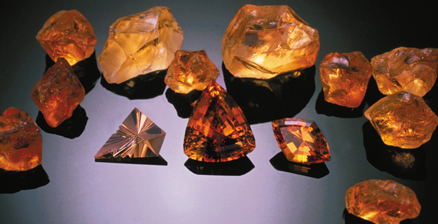 Citrine - the perfect gemstone for summer