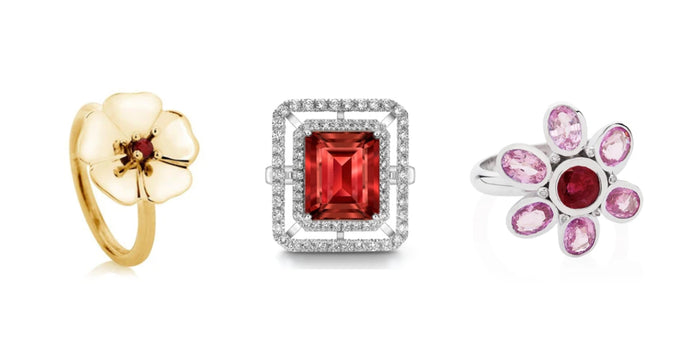 The Birthstone of July: The Ruby