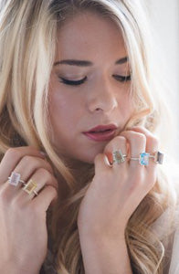 Handmade, bespoke and Luxury jewellery London, Augustine Jewellery