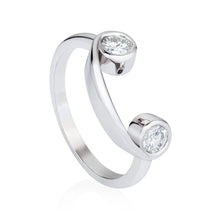 Load image into Gallery viewer, Ti Amo Sempre Diamond Ring