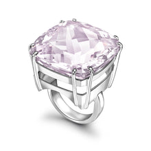 Load image into Gallery viewer, Amethyst Maxi Ring