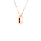Rose Gold Mini Nugget Necklace