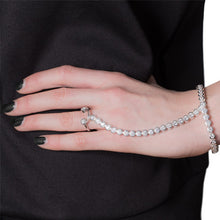 Load image into Gallery viewer, Ti Amo Sempre Diamond Bracelet Tie