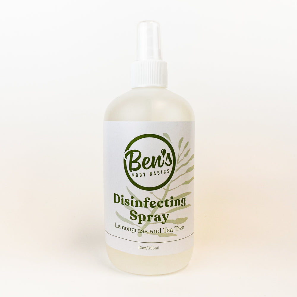 Lemongrass + Tea Tree Disinfecting Spray