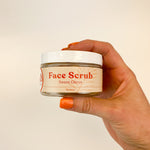 *New* Sweet Citrus Face Scrub