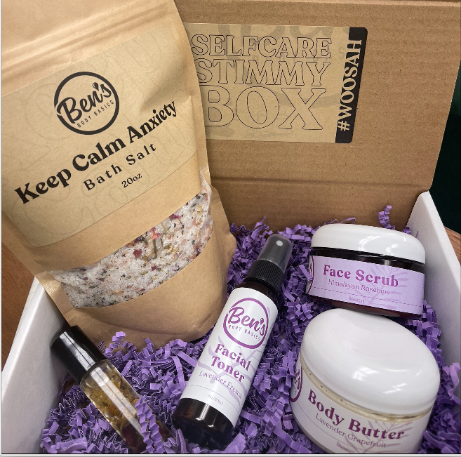 Selfcare Stimmy Box - Ben's Body Basics