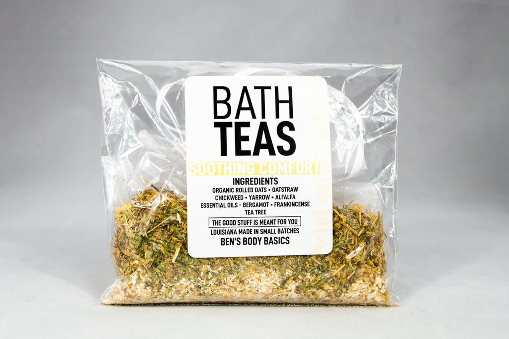 Soothing Comfort Bath Tea
