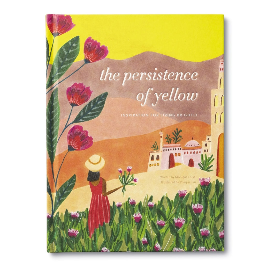 BOOK - THE PERSISTENCE OF YELLOW
