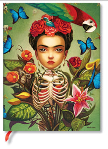 PAPERBLANKS JOURNAL - FRIDA - FLEXI - ULTRA