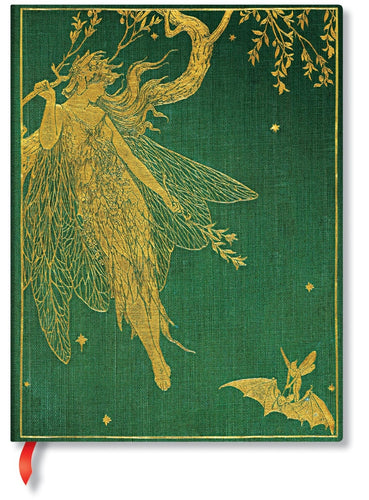 PAPERBLANKS JOURNAL - OLIVE FAIRY - HARDCOVER - ULTRA