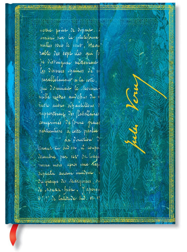 PAPERBLANKS JOURNAL - TWENTY THOUSAND LEAGUES  - HARDCOVER- ULTRA