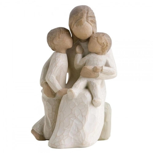 WILLOW TREE FIGURINE - QUIETLY
