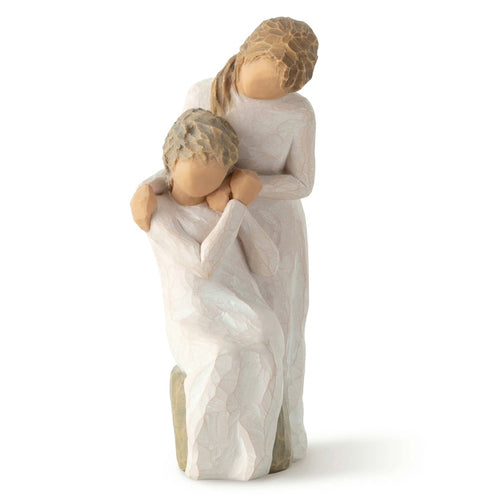WILLOW TREE FIGURINE - LOVING MY MOTHER