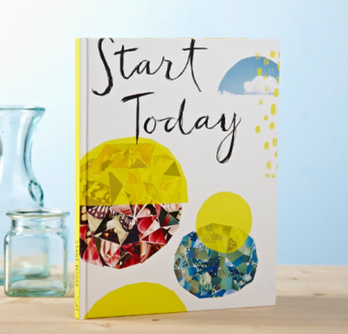 BOOK - START TODAY