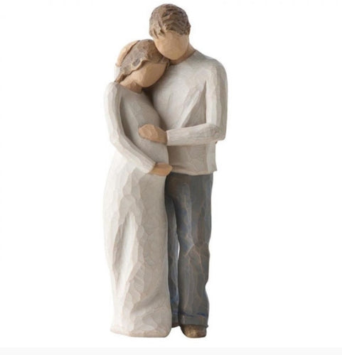 WILLOW TREE FIGURINE - HOME