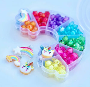 SWEET AS SUGAR JEWELLERY - RAINBOW BEAD KIT SMALL