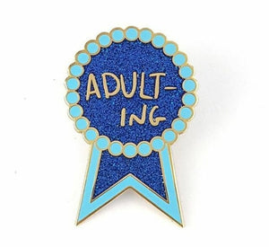 JUBLY-UMPH LAPEL PIN - ADULTING