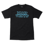 Blood Wixzard logo s/s T shirt